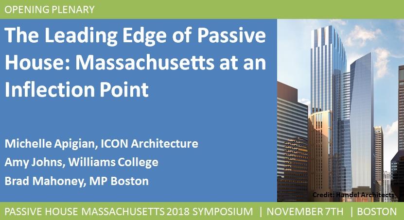 Passive House Symposium 2018 Passivehouse Massachusetts